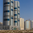 Stock Photo: General view of Sharjah UAE