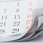 Calendar — Stock Photo #41628869