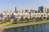 Central Souq in Sharjah City, United Arab Emirates — Stockfoto