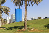 Sharjah - general view — Stock Photo