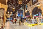 Innen ibn Battuta Mall-Speicher. — Foto Stock