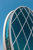 The Aldar headquarters building — Stock Photo