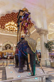 Interior IBN Battuta Mall store. — Stock Photo