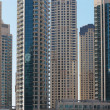 Modern buildings in Dubai UAE — Stock Photo