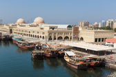 Sharjah - port — Stock Photo