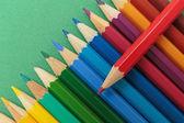 Colored pencils — Foto Stock