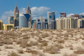 Dubai Marina, Dubai, UAE — Stock Photo