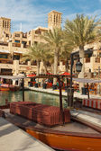 Madinat Jumeirah hotel — Stock Photo