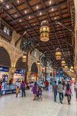 интерьер ibn battuta магазин торгового центра — Стоковое фото