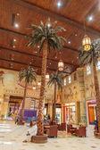 Interieur ibn battuta mall winkel — Stockfoto