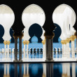 Sheikh Zayed Mosque — Stock Photo #47892821