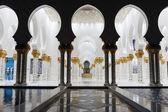 Mezquita sheikh zayed — Foto de Stock