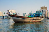 Sharjah port — Stock Photo