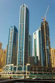 Edifícios modernos — Fotografia Stock