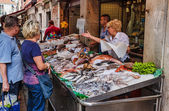 Fish Market in Venice — Stock fotografie
