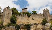 Castle of San Marino — Stock Photo