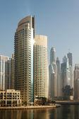 Dubai Modern buildings — Stock Photo