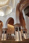Schejk zayed-moskén — Stockfoto