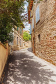 Street in  old town in Italy — Stock Photo