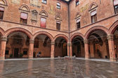 Medieval architecture in Bologna, Italy — Stock Photo