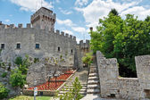 Castle of San Marino — Stock Photo