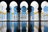 Sheikh Zayed Mosque — 图库照片