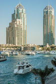 Gulf in Dubai Marina, UAE — Stock Photo