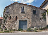 Toscaanse boerderij — Stockfoto