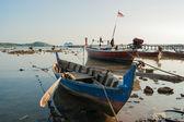 National fishing boats,Thailand — Stock Photo