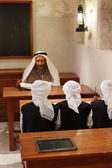 Ancient Islamic School, Heritage Village in Dubai — Stock Photo