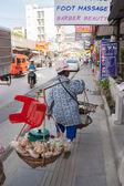 Patong Bangla road. — Stock Photo