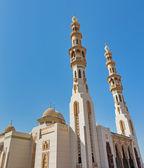 Mosque in Sharjah, UAE — Stok fotoğraf