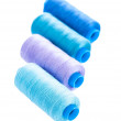 Stock Photo: Bobbins isolated