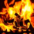 Flame — Stock Photo