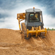Bulldozer — Stock Photo #34211813