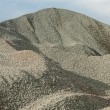 Pile of gravel — Stock Photo
