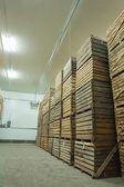 Storage house — Stock Photo
