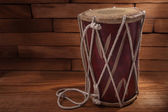 Conga percussion drum — Stock Photo