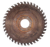 Circular saw blade — Stock Photo