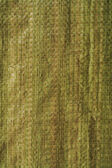 Green wickerwork texture — Stock Photo