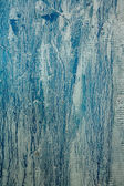 Blue painted abstract texture — Stock Photo