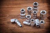 Torx for socket spanne — Stockfoto