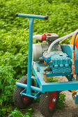 Agricultural equipment — Stockfoto