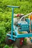 Zemědělské stroje — Stock fotografie