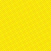Kesintisiz sarı vektör süsleme — Stok Vektör
