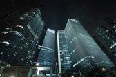 Office buildings - skyscrapers — 图库照片