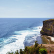 High cliffs in Bali, Indonesia — Stock Photo