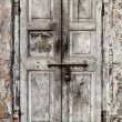 Wooden door — Stock Photo #19291477