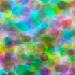 Royalty-Free Stock Photo: Bokeh - background with blurred lights