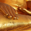 Stock Photo: Close-up of Buddhstatue